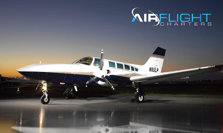 AIR FLIGHT CHARTERS - N55LP