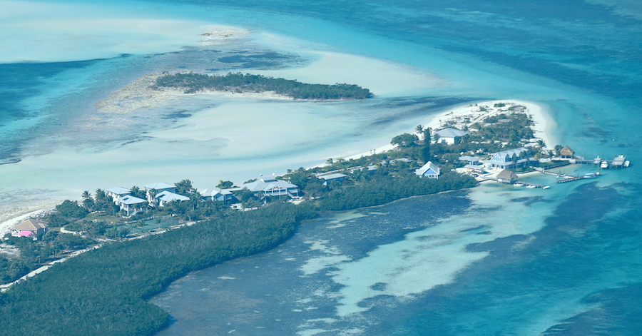 Deep Water Cay Private Island Luxury